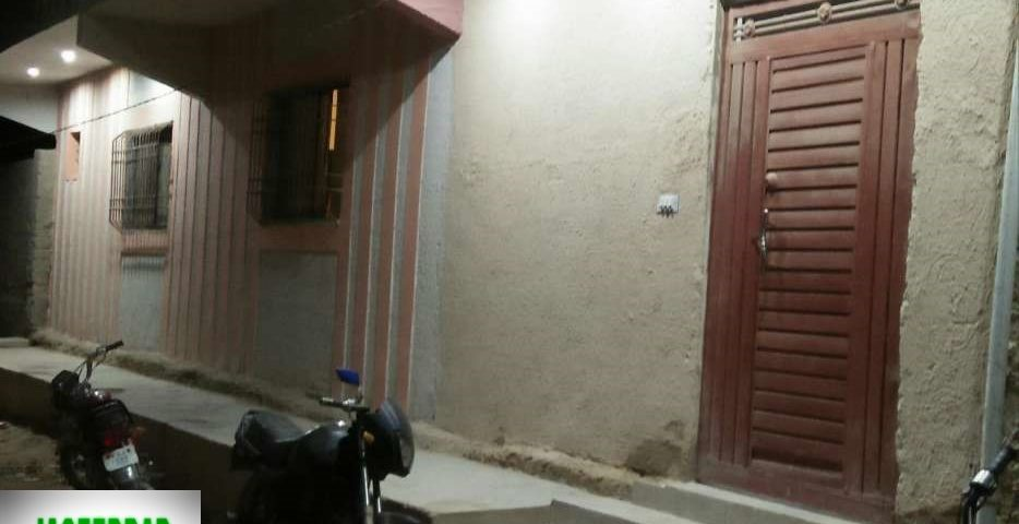 For Sale | 120 sq  Yards ground+2 floors | Karachi
