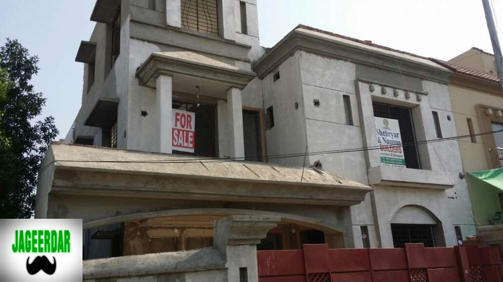 For Sale Corner 11 Marla House In Bahria Town Lahore