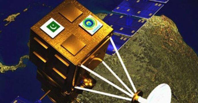 Pakistan to set-up a satellite development and production facility.