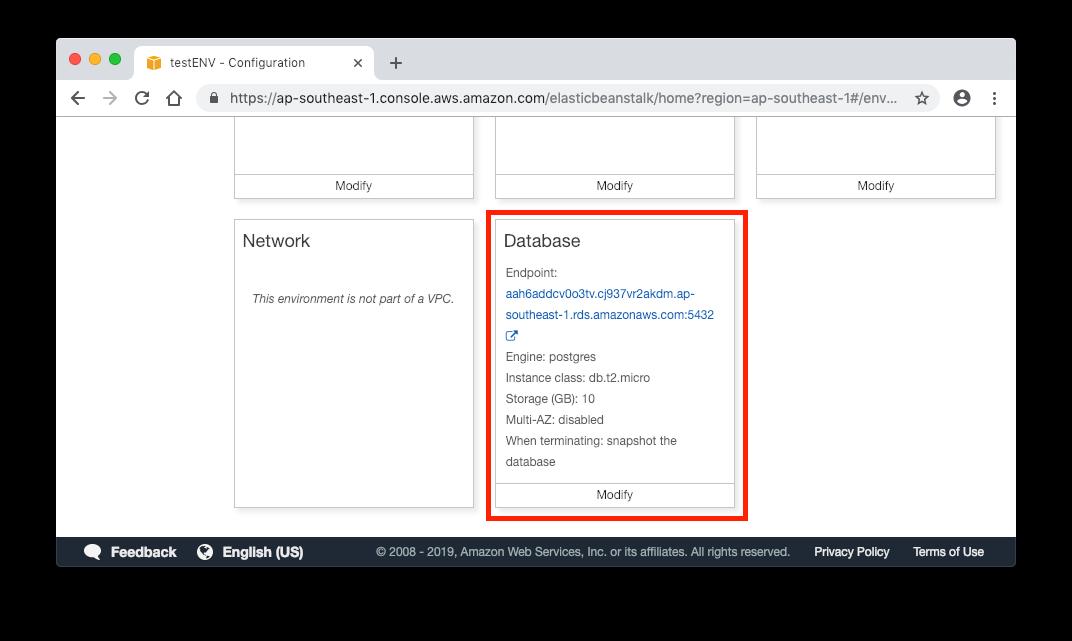 Deploy your Django applications to AWS Elastic Beanstalk