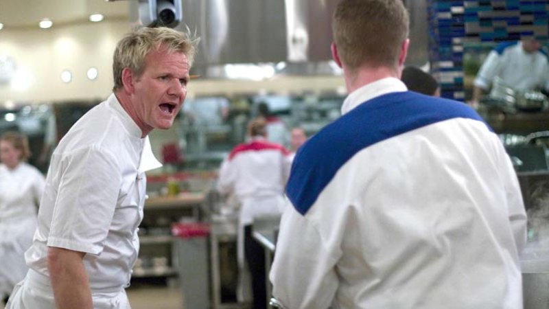 How Gordon Ramsay saved our struggling development team