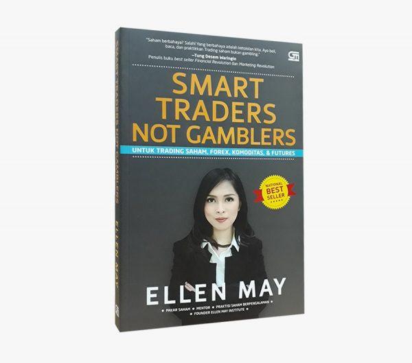 Buku SMART TRADER NOT GAMBLERS