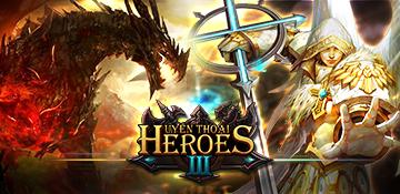 Huyền Thoại Heroes 3 - Thần Khúc Mobile