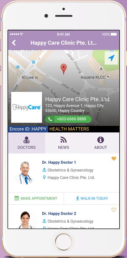 clinic-patient-app