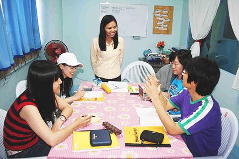 斯巴達強力口說課程 - CELC語言學校