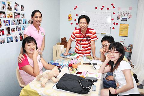 團體教室-CELC 語言學校