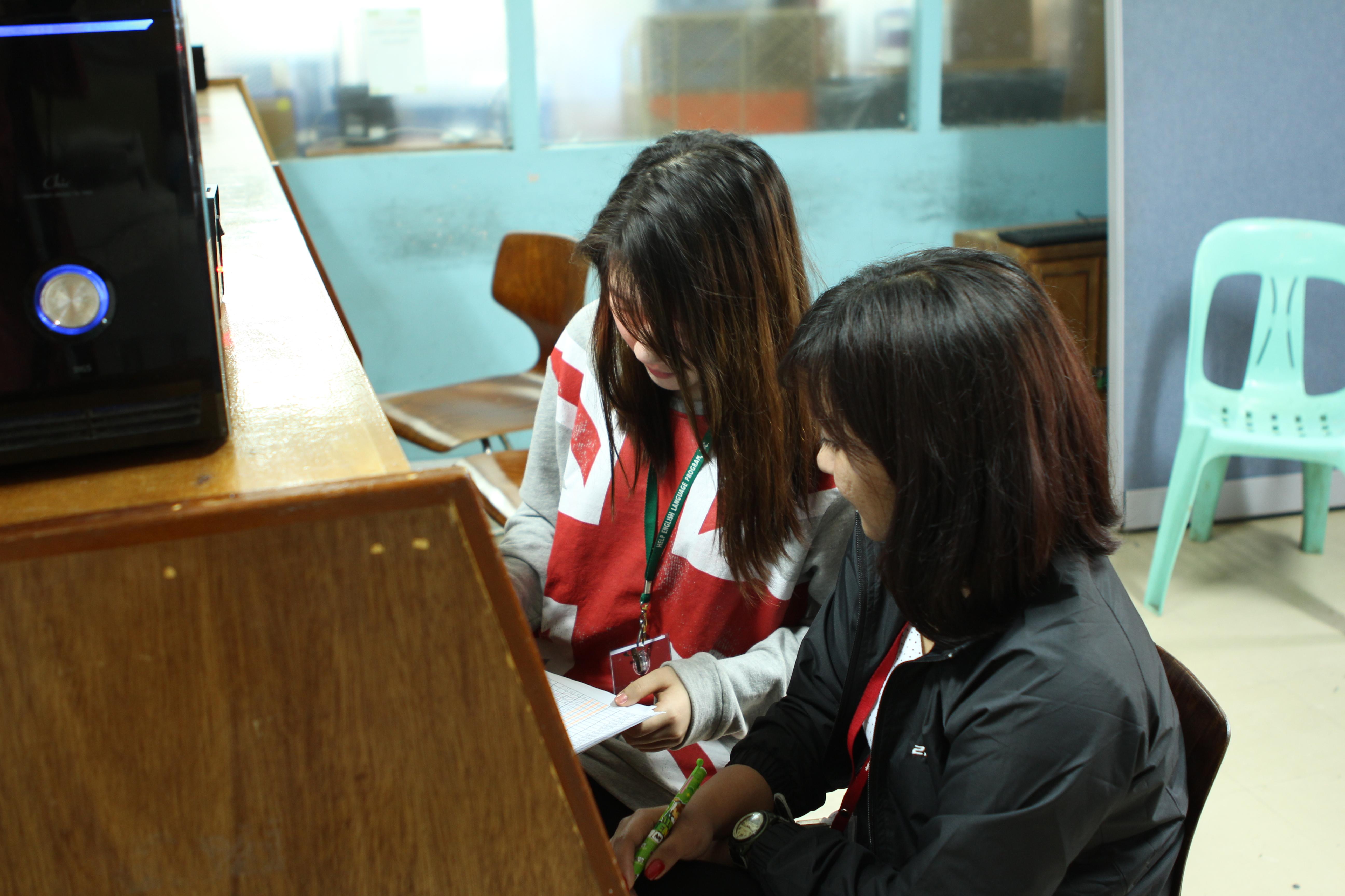 電腦教室- HELP學校LongLong