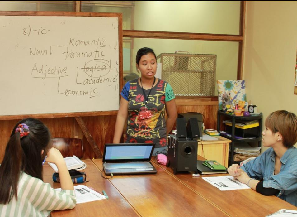 團體教室- HELP學校Martin