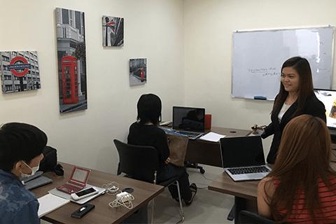 英文課程 - Kredo IT 英文專業學校