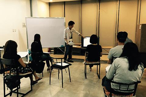 多功能教室 - Kredo IT 英文專業學校