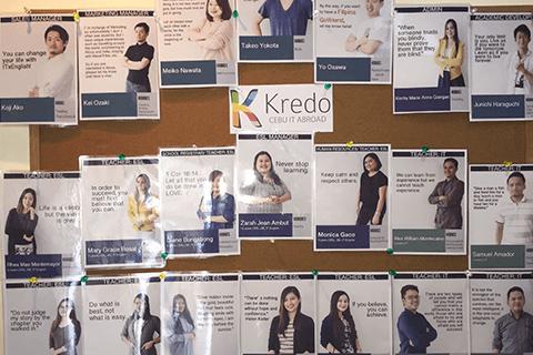 學校老師介紹 - Kredo IT 英文專業學校