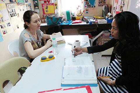 1對1教室-SMEAG 語言學校
