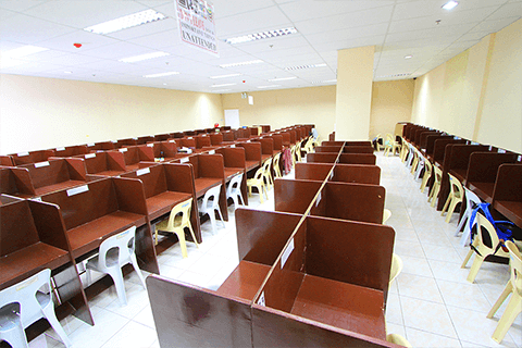 自修室-SMEAG 語言學校