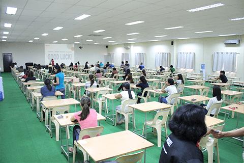 雅思官方考場-SMEAG 語言學校