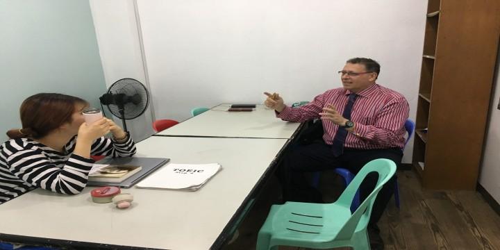 Power Speaking-外師團體對話課
