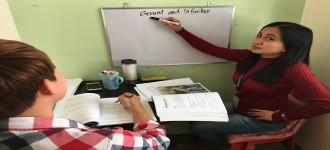 JIC語言學校1對1課程 強化英文基礎課程