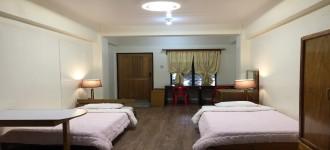 PSI Center-溫暖的房型-雙人房