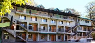 PSI Center-口說和雅思課程的住宿環境