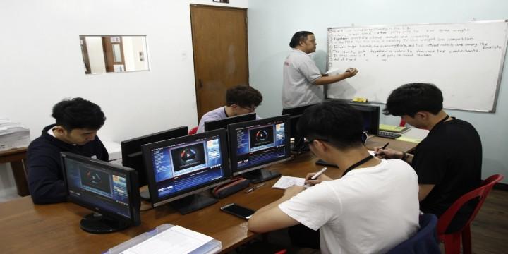 Baguio JIC English Powerspeaking campus CNN news English