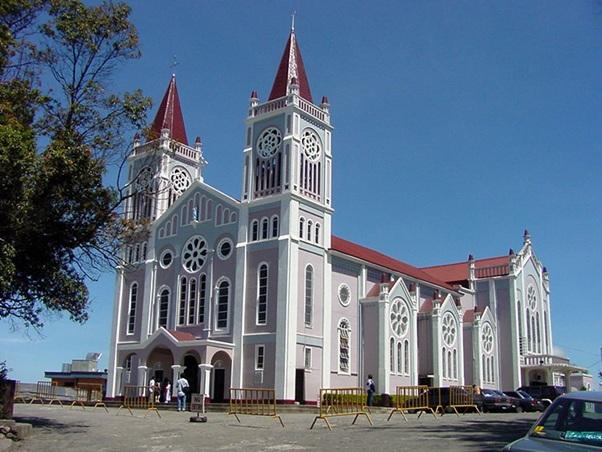 碧瑤旅遊景點-碧瑤大教堂