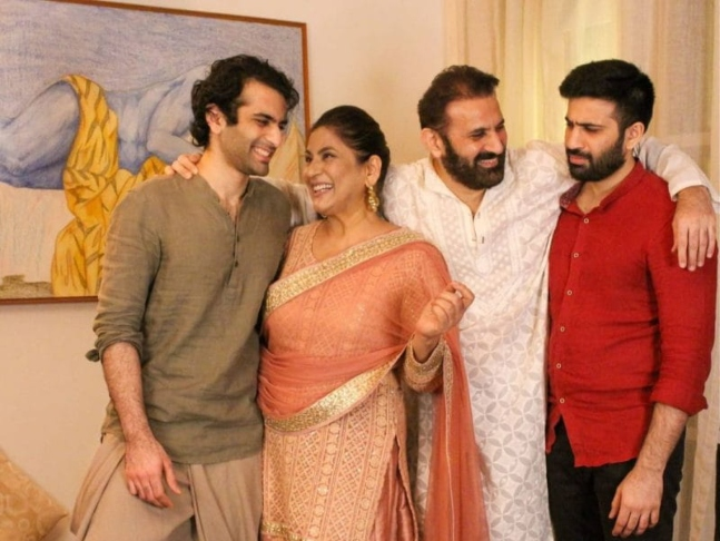 Archana Puran Singh reveals her elder son is struggling to get good roles,  says 'no special treatment given for coming from filmi background'