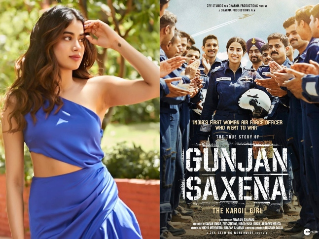 Janhvi Kapoor Feels Gunjan Saxena The Kargil Girl Like Her Debut Film Says Level Of Investment Is Abnormally High