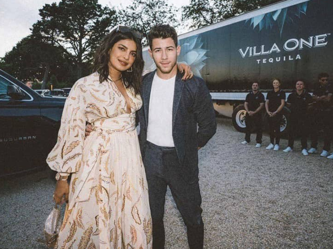 Oops Priyanka Chopra Jonas Gets Husband Nick Jonas Age Wrong
