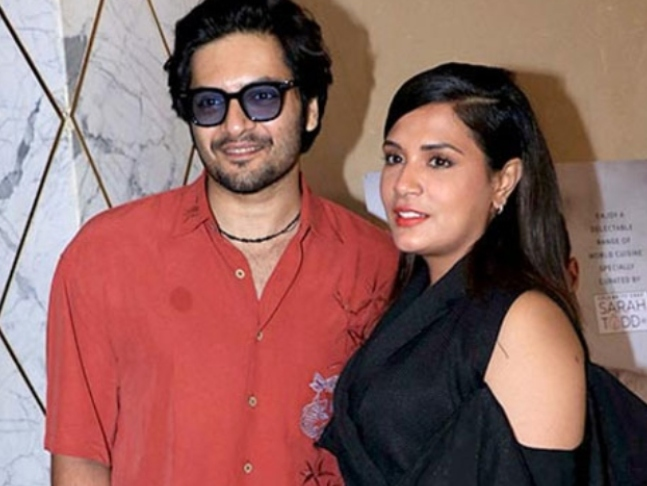 Richa Chadha and Ali Fazal to venture into production with Girls Will Be  Girls, film to challenge taboos around sexuality