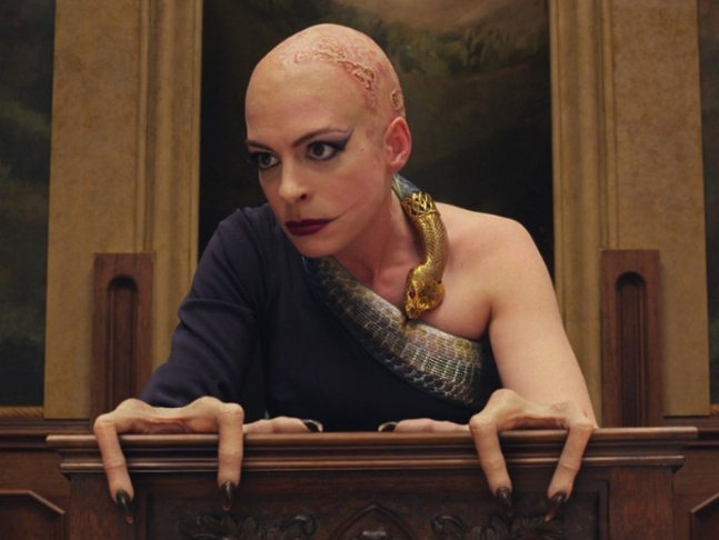Anne Hathaway's 'The Witches' accused of showing physical disability as  evil, receives backlash from Paralympics