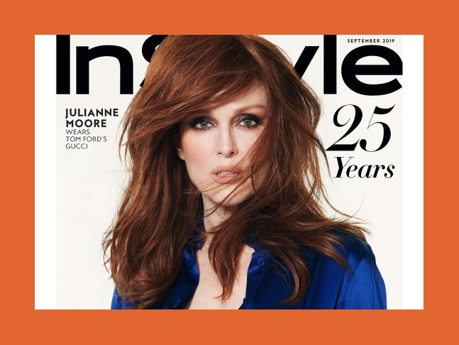 Don T Miss Cover Star Julianne Moore Takes Center Stage For
