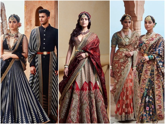 FDCI x Lakme Fashion Week: Trendy and timeless tale with JJ Valaya ft. showstopper Mrunal Thakur