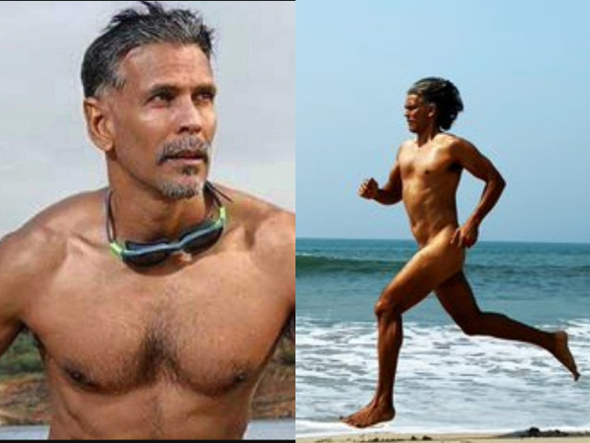 After Poonam Pandey, Milind Soman booked by Goa Police for running 'nude'  on the beach