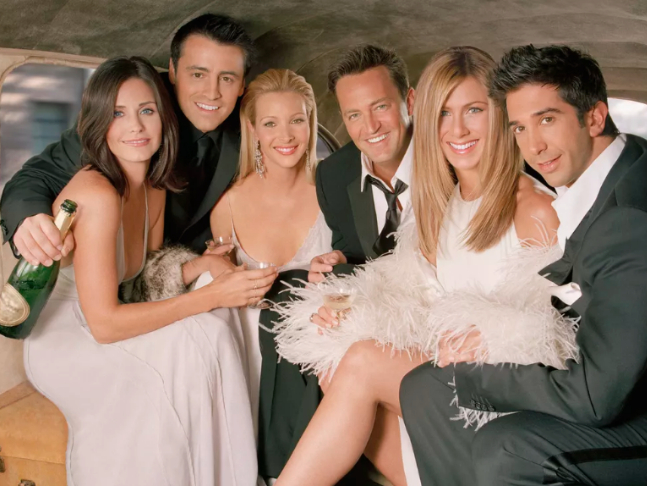 Friends' reunion special on HBO Max nears fruition, the cast close to  signing a multi-million dollar deal