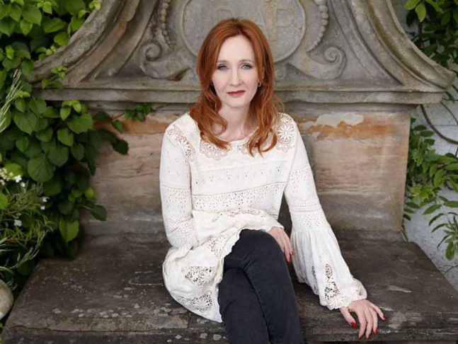 It is beyond disturbing and harmful: Harry Potter author JK Rowling faces  criticism from netizens for her 'anti-transgender views'