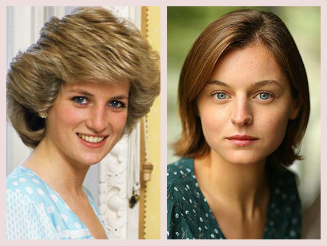 This Newcomer Will Be Seen As Princess Diana In Netflix S The Crown