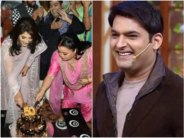 Cast and crew of The Kapil Sharma Show Season 2 call for a