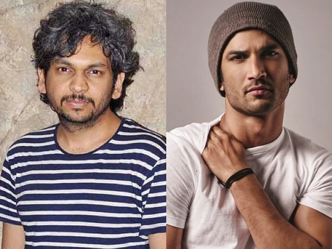 Sushant Singh Rajput to fill Irrfan's shoes in Anand Gandhi's ...
