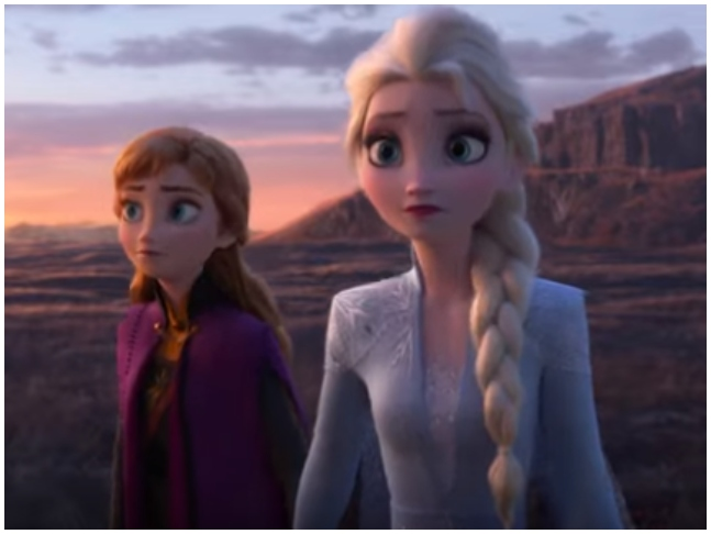 The past is not what it seems in the new 'Frozen 2' trailer as ...