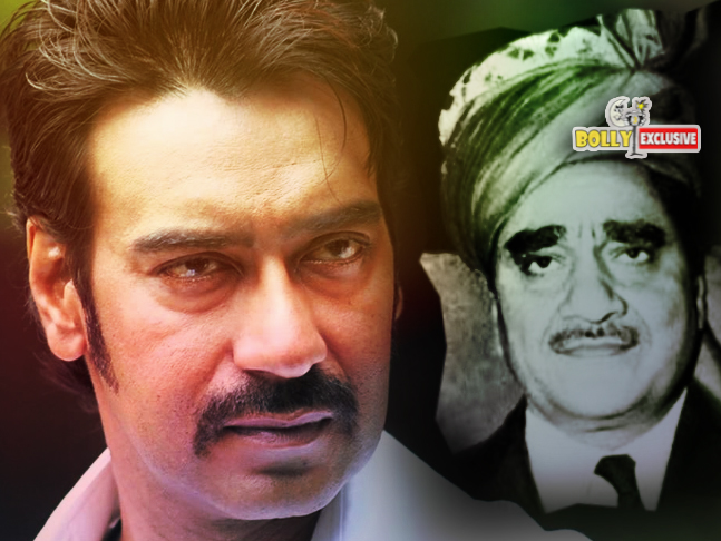 Exclusive Ajay Devgn To Play Pathan Mobster Karim Lala In