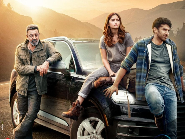Sadak 2 Trailer: Sanjay Dutt drives lovers Alia Bhatt and Aditya Roy Kapur  on road to avenge death of a close one amid battle against a godman