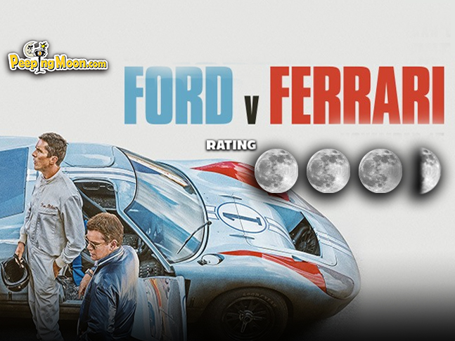 Ford V Ferrari Review Christian Bale And Matt Damon Take You On A Hell Of A Ride