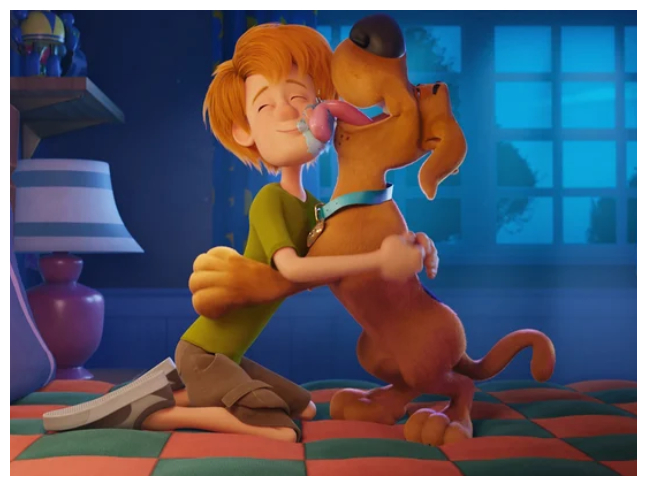Scooby-Doo and Shaggy get a lovable origin story in the first ...