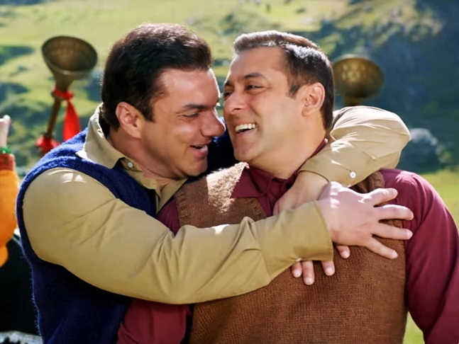 Calling Sohail Khan's jungle adventure film 'Sher Khan' 'beautiful', Salman  Khan says the film will go on floors after he completes the next two-three  projects