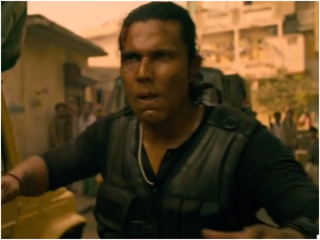 Watch Randeep Hooda S Hollywood Debut Extraction To Extract The True Action Hero Out Of Him