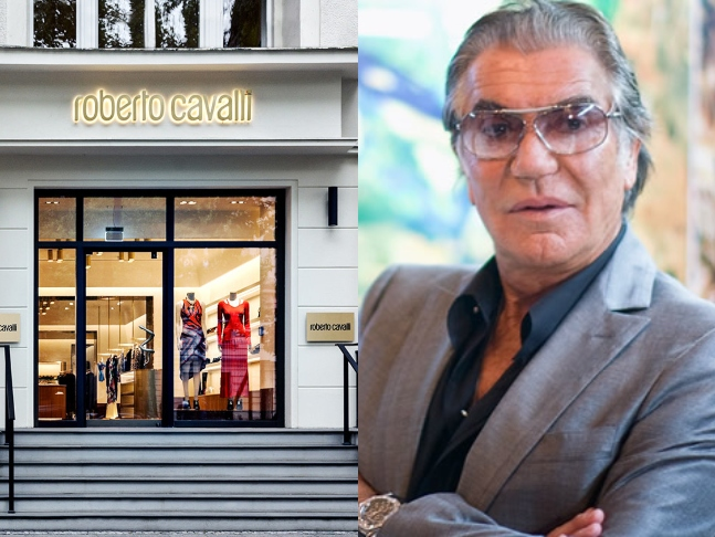 Confirmed Italian Fashion House Roberto Cavalli To Close Its Tuscany Headquarters From September 1