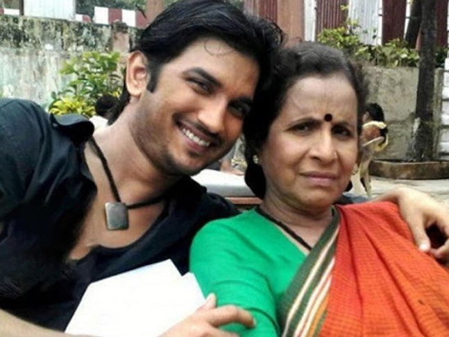 I was numb for a moment,' says a shocked Usha Nadkarni on 'Pavitra Rishta'  co-actor Sushant Singh Rajput's sudden demise