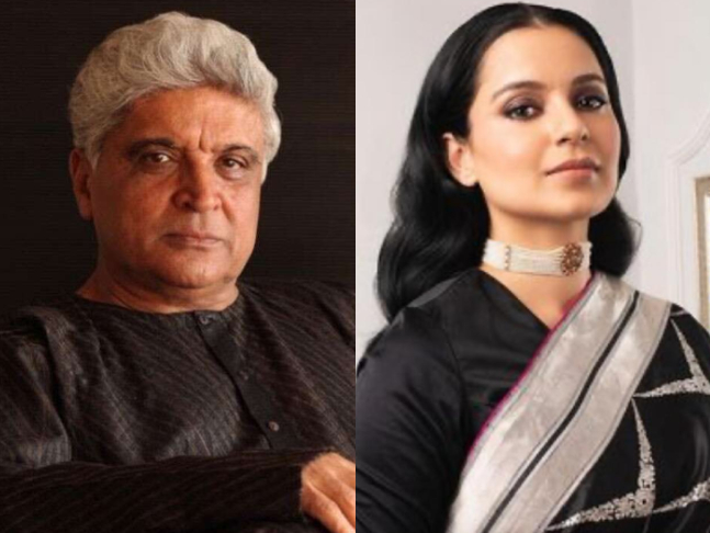 Kangana Ranaut summoned by Mumbai Police in defamation case levied against  her by Javed Akhtar