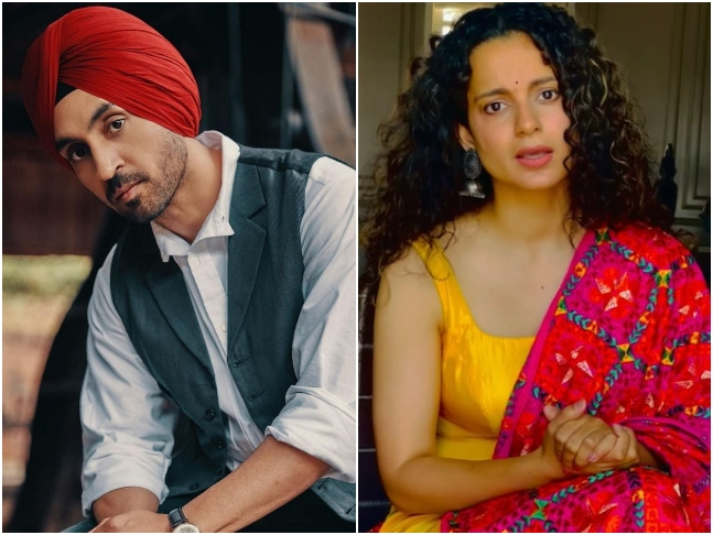Farmers' Protest: Diljit Dosanjh hits back at Kangana Ranaut for  questioning his intentions, says 'Some people want to watch the world burn'
