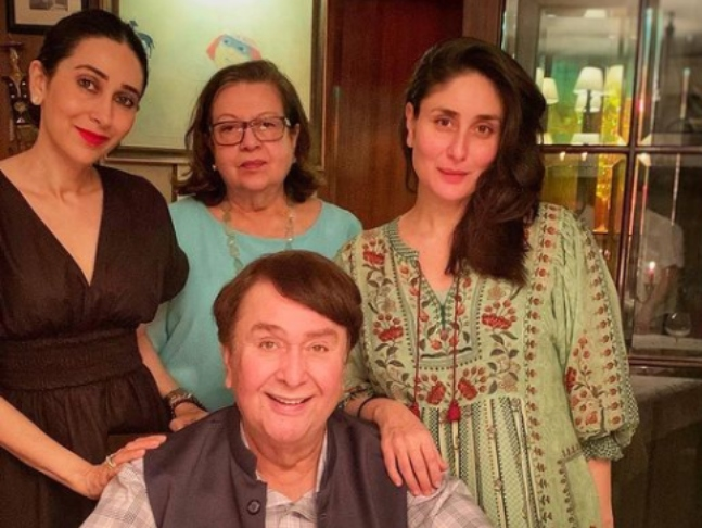 Kareena Kapoor Khan talks about parents Randhir Kapoor-Babita's separation,  says 'When they need to come together, they are always together'