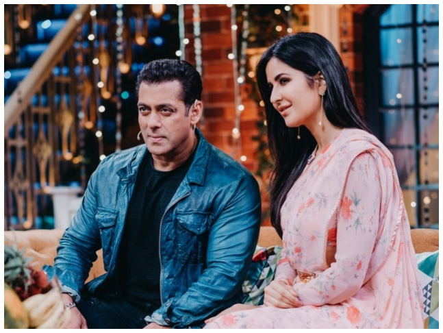 Bharat Promotions: Salman Khan and Katrina Kaif bring the house down